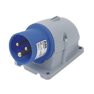 ABB Surface Plug 16A 2P+E 250V 6H IP44.