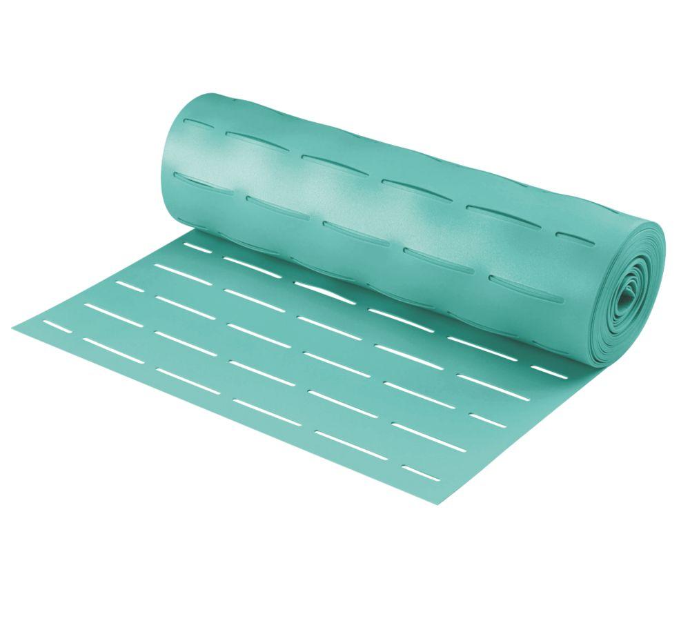 Acoustalay Slatted 'Glue-Through' Foam Underlay 3mm 16.5m² Green