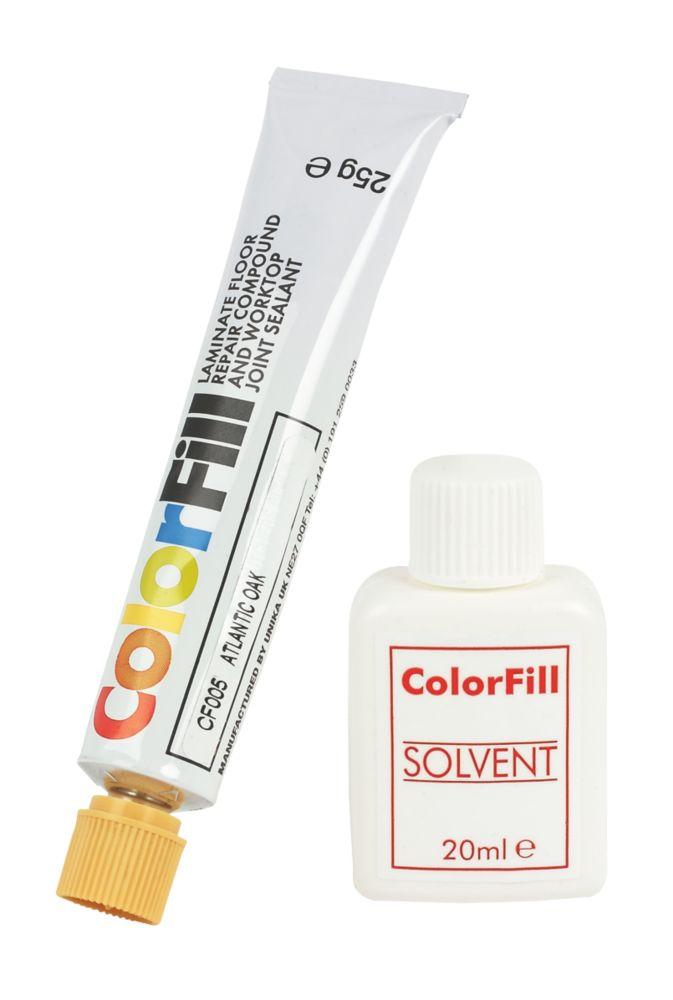 Colorfill Worktop Compound Atlantic Oak 2 Pcs