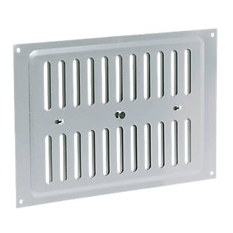 Map Vent Adjustable Vent Silver 152 x 229mm
