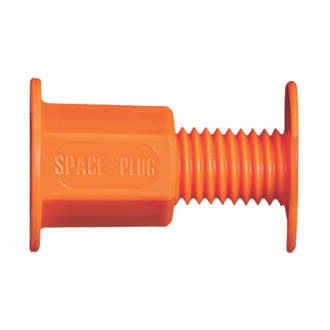SpacePlug Kitchen Cabinet Space Plugs Regular 3050 x 2 x 30mm 50 Pack