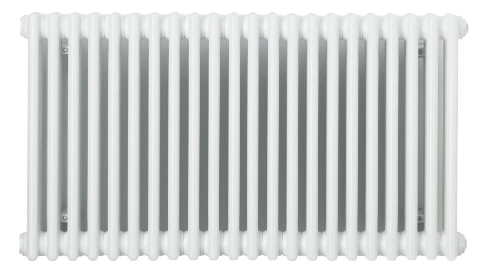 Acova Classic 2-Column Horizontal Radiator White 600 x 1042mm 3400BTU