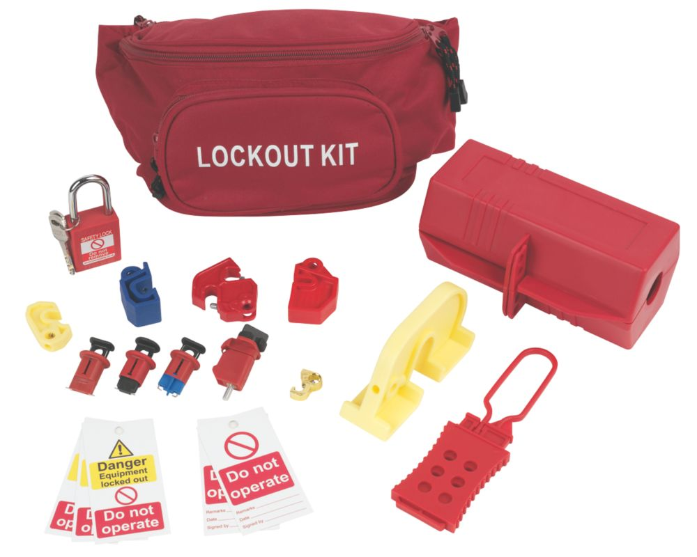 Image of Brady Commercial Lockout Kit