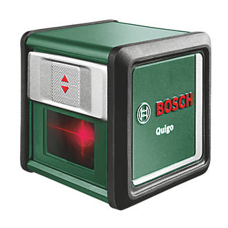 Bosch Quigo2 SelfLevelling Cross Line Laser Level