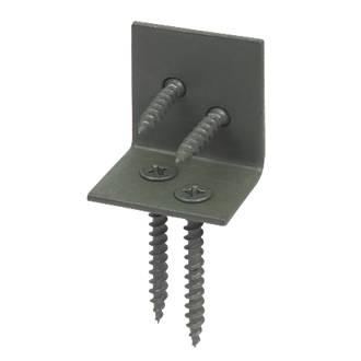 DeckTite Countersunk Carbon Steel Handrail Bracket Kit 25 x 35mm 60 Pcs