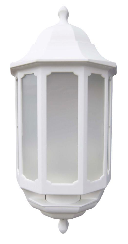 ASD LED Half Lantern White 8.5W