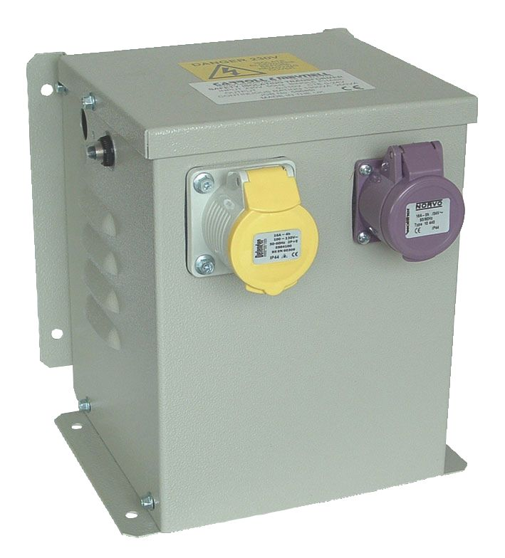 Dual Voltage Wall Mounted Transformer