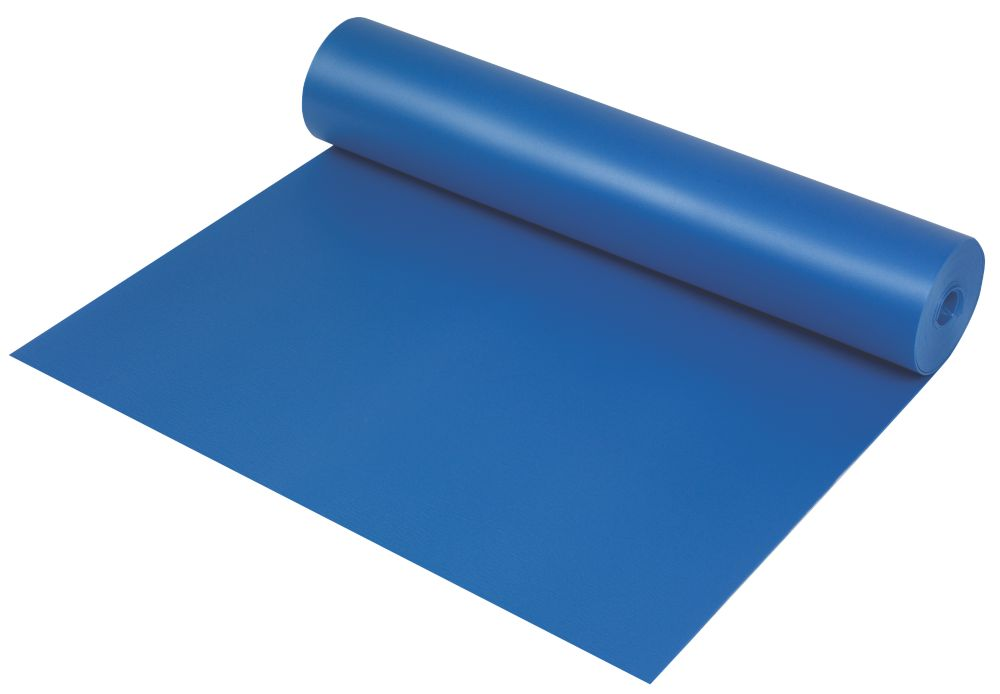 Acoustalay 300 Premium Underlay & Vapour Barrier 3mm 10m² Blue