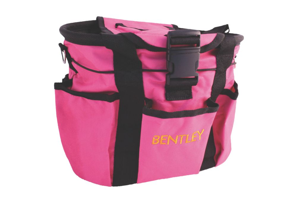Bentley Grooming Bag Pink
