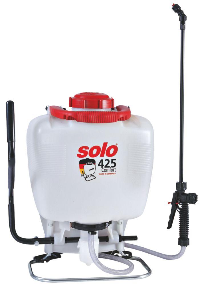 Image of Solo SO425/P White Comfort Backpack Sprayer 15Ltr