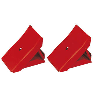 Hilka Pro-Craft Wheel Chocks Pair