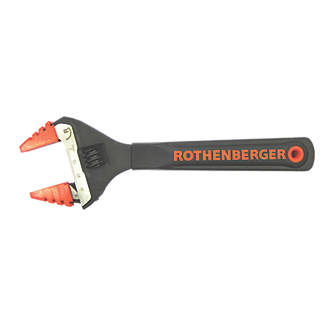 """Rothenberger Adjustable Wide-Jaw Wrench 8""""."""