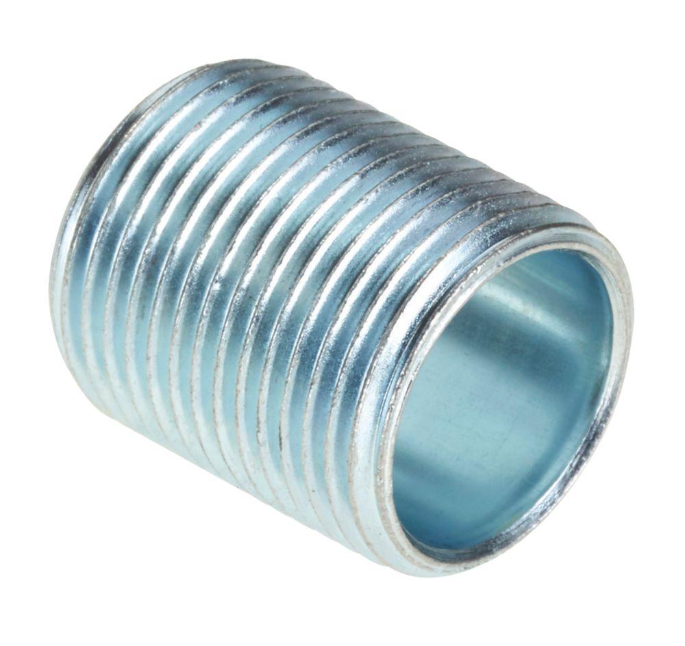 Deta BZP Metal Nipples 20mm Pack of 10