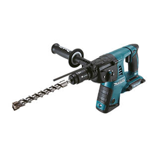 Makita DHR264ZJ Twin 18V LiIon 4.7kg Cordless SDS Plus Hammer Drill  Bare