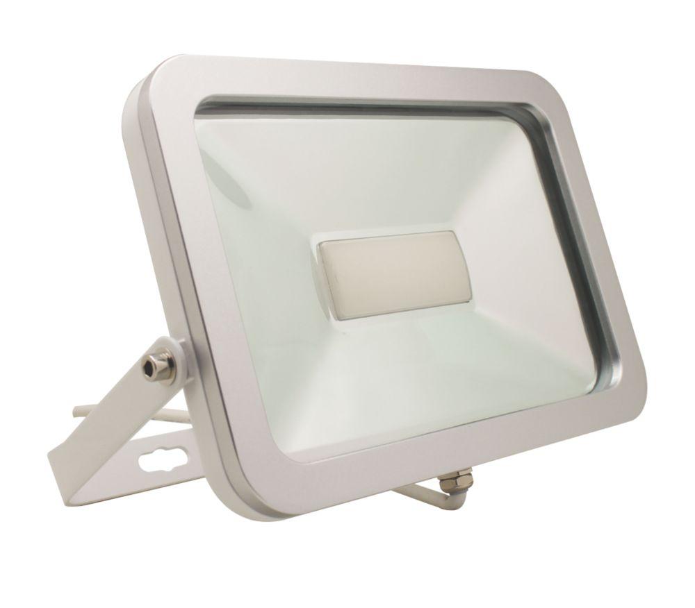 Brackenheath ispot Driverless LED Floodlight 30W White