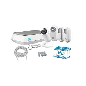 Swann Smart Alarm Security & Video Monitoring Kit