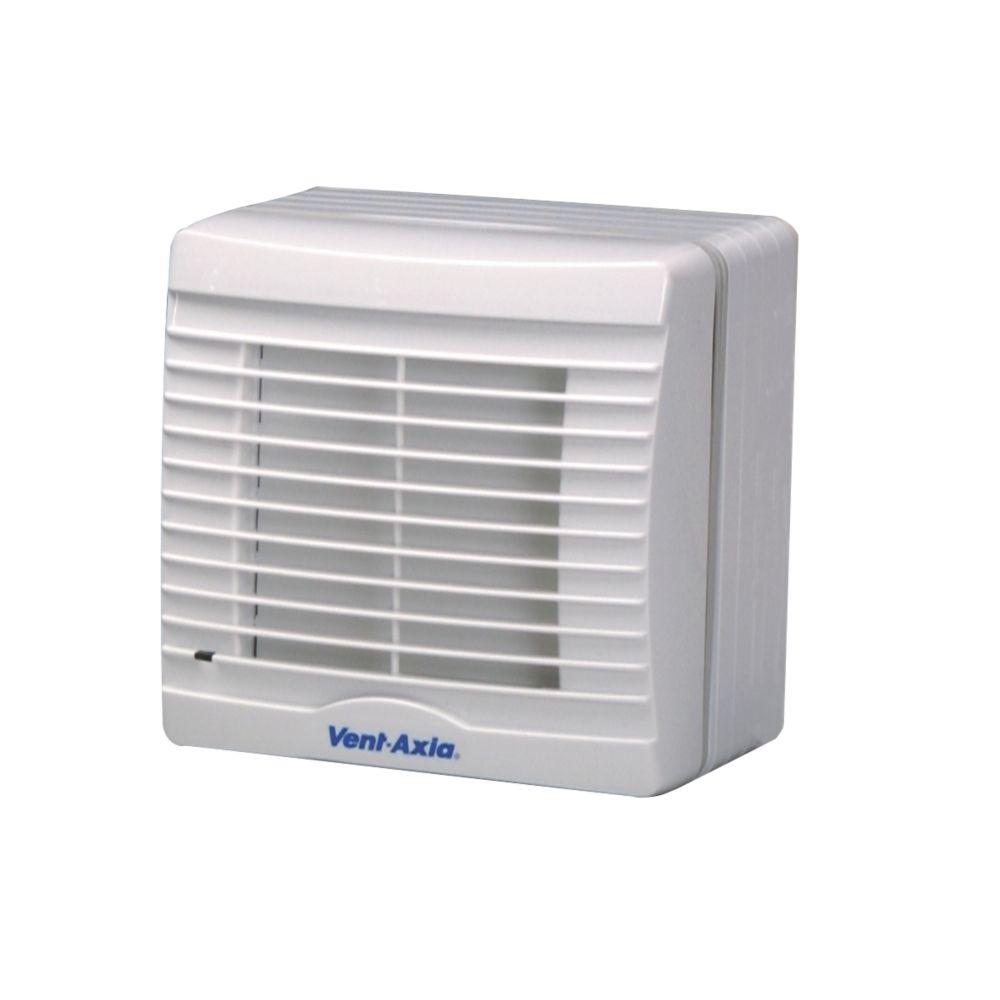 Bathroom Extractor Fan vent-axia va100x 20w axial bathroom fan | bathroom extractor fans
