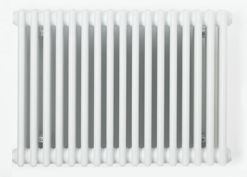 Acova Classic 2-Column Horizontal Radiator White 500 x 812mm 2228BTU