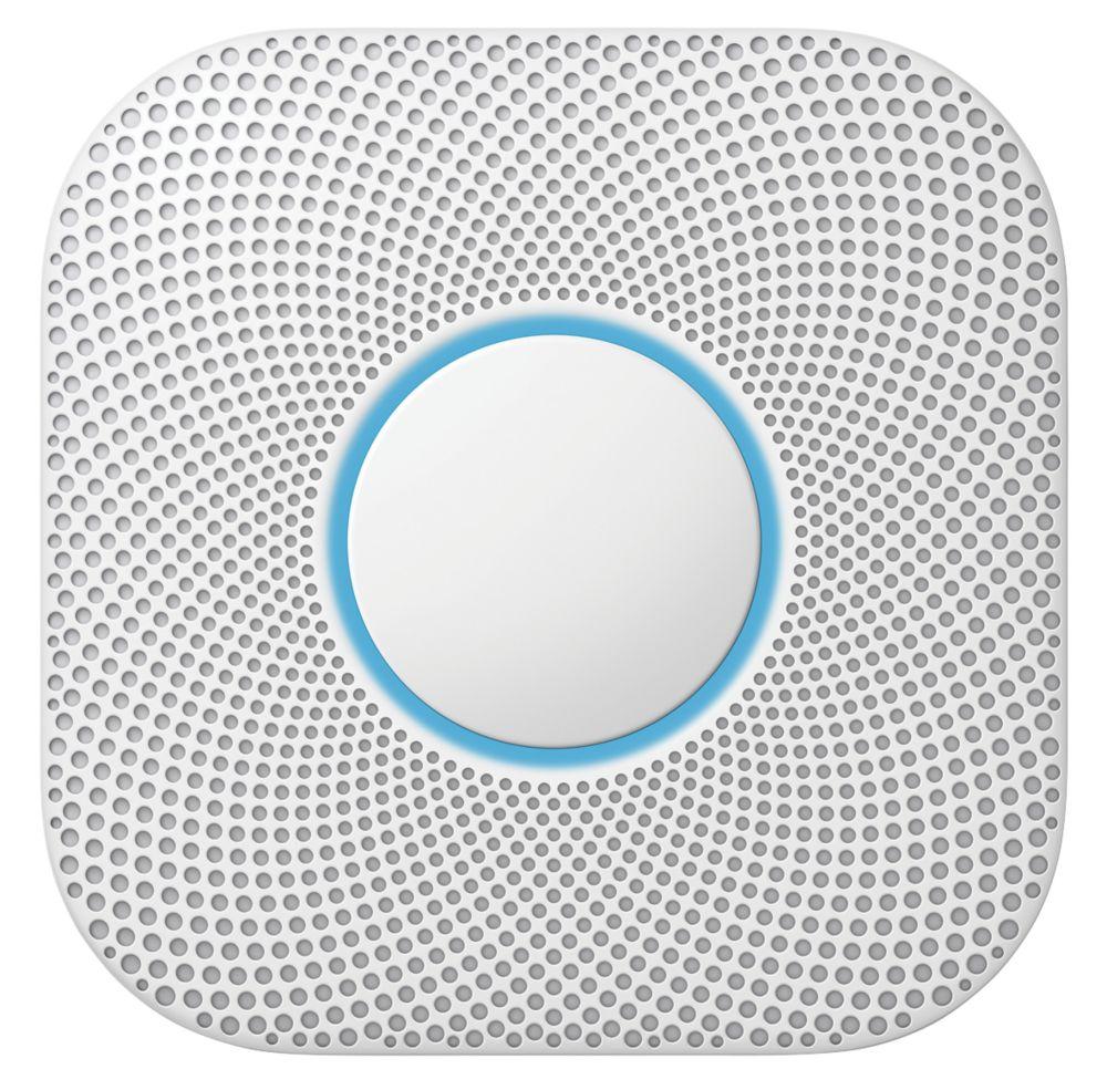 Image of Nest S3003LW 2nd Generation Smoke & Carbon Monoxide Alarm