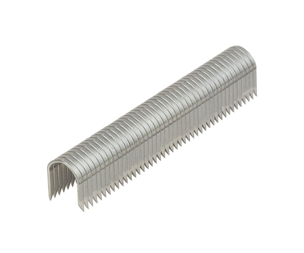 CK Staples Low Voltage Cable Tacks- 10mm