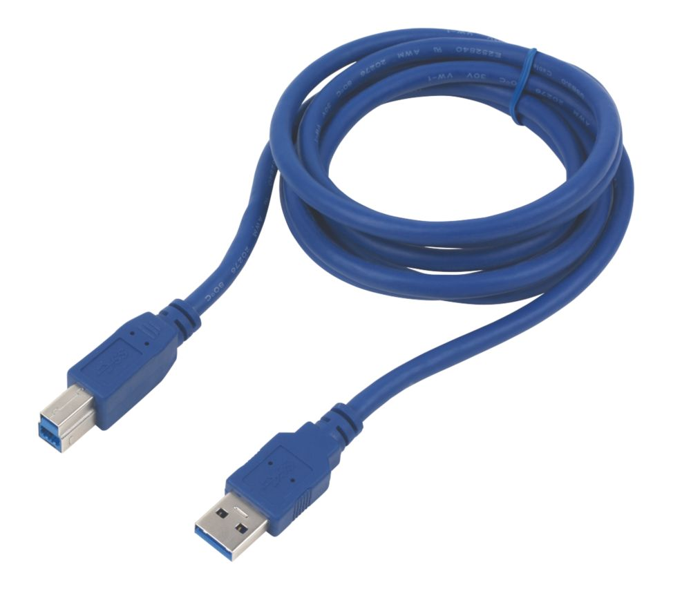 Image of SLx 75217HS A to B USB 3.0 1.8m