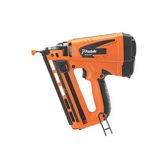 Paslode IM65A F16 63mm Angled Gas Brad Nailer 7.4V LiIon Ignition