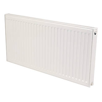 Kudox Premium Double Panel Plus Convector Radiator White 500 x 1100mm