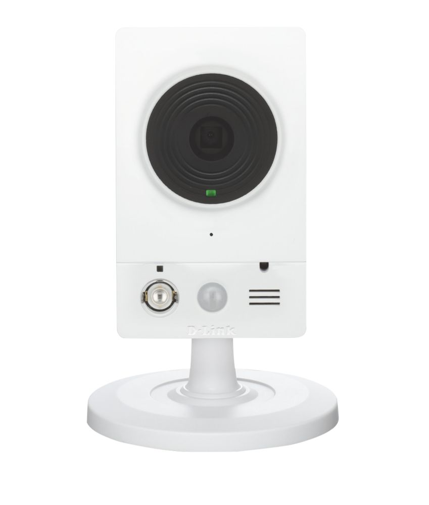 D-Link DCS-2132L/B Indoor Fixed Wireless HD IP Camera