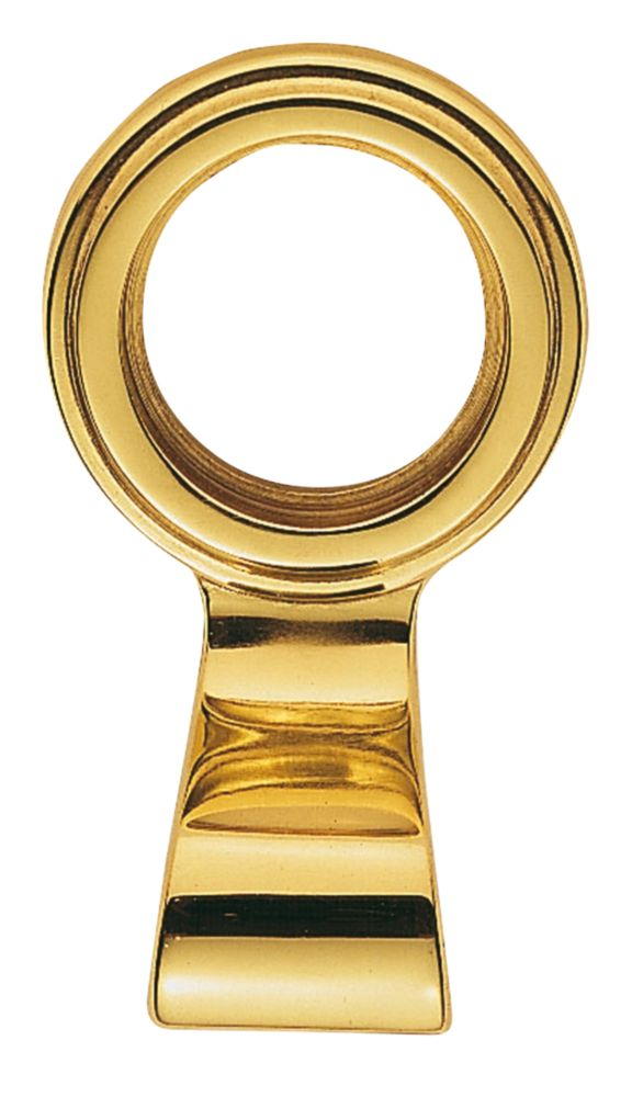 Image of Carlisle Brass Brass Cylinder Pull Latch 34mm