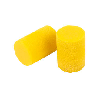 3M EAR Classic 28dB Foam Ear Plugs 250 Pairs