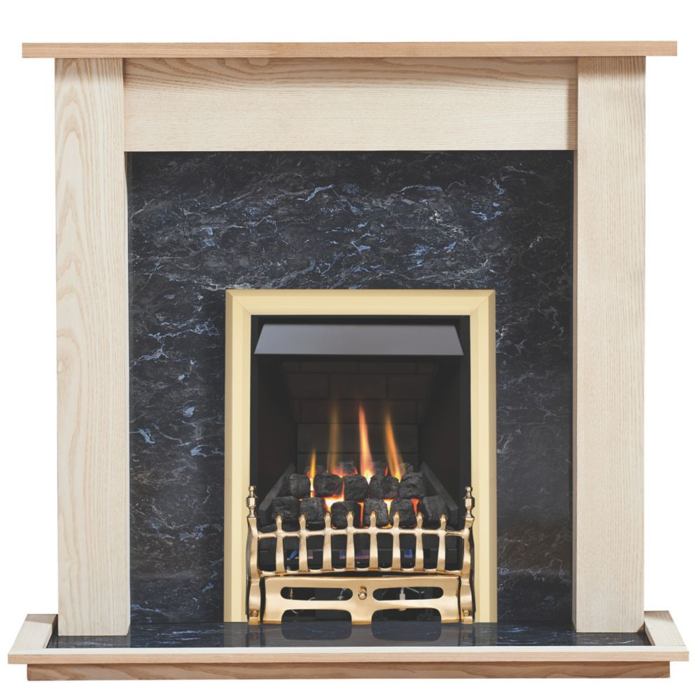 Focal Point Blenheim Inset Gas Fire Suite