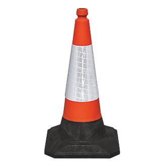 JSP Roadhog 1-Piece Cones 750mm 2 Pack