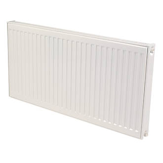 Kudox Premium Type 11 Single Panel Single Convector Convector Radiator White 600 x 1200mm