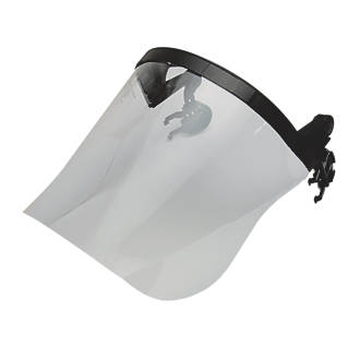 Centurion Connect Polycarbonate Helmet Face Screen Clear