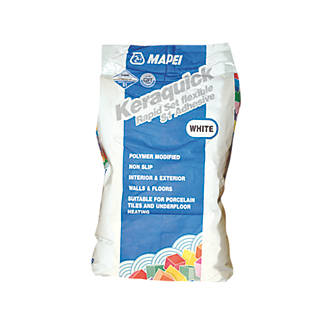 Mapei Keraquick Tile Adhesive White 5kg