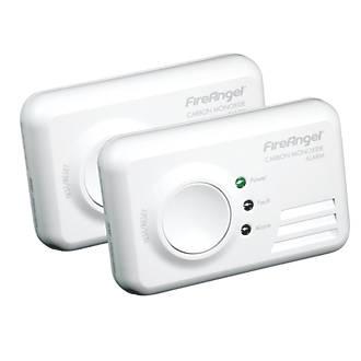 FireAngel TCO-9XQ 7-Year Carbon Monoxide Alarm 2 Pack