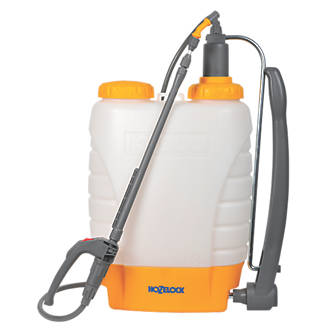 Hozelock Plus White Knapsack Pressure Sprayer 16Ltr