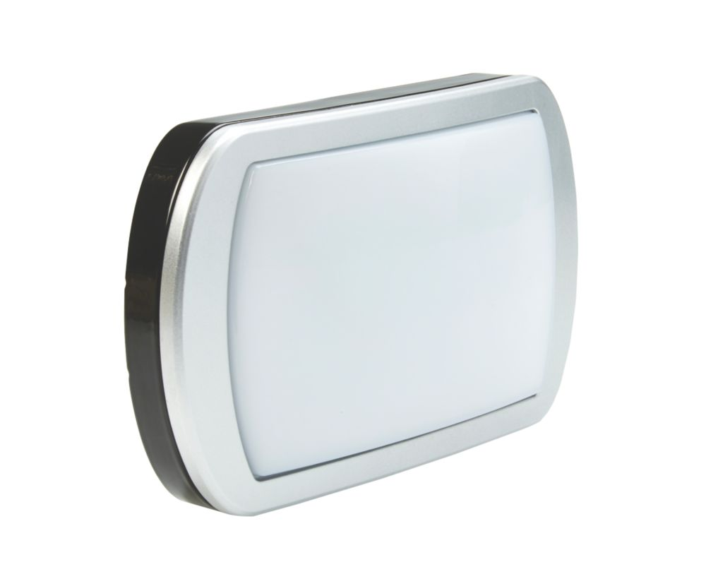 Brackenheath Ispot LED Driverless Bulkhead Black 20W