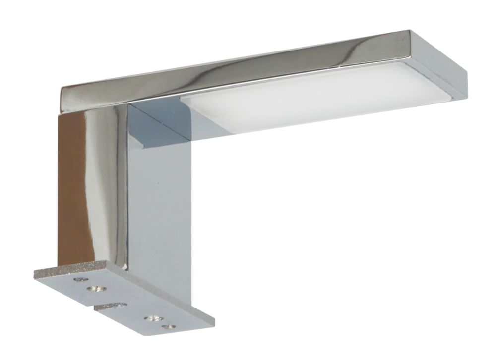 Image of Ranex Jesolo Bathroom Mirror Light Chrome 3.6W