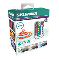 Sylvania Cheer LED Flexible Tape Light Strip RGB 18W