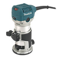 "Makita RT0700CX4/2 710W ¼"" Router Trimmer 240V"