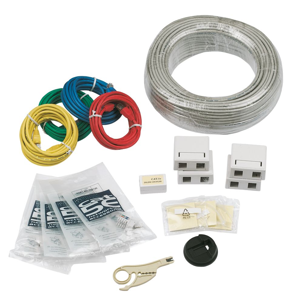 Network Cabling Kit