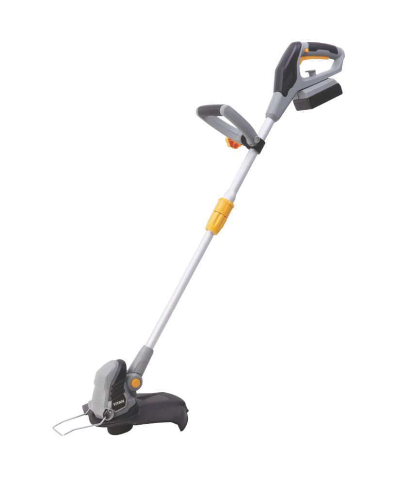 Titan TTI549GTM 200W 1.5Ah Li-Ion Straight Shaft Cordless Line Trimmer 18V