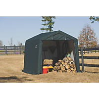 Rowlinson ShelterLogic Shed 10' x 10' (Nominal)
