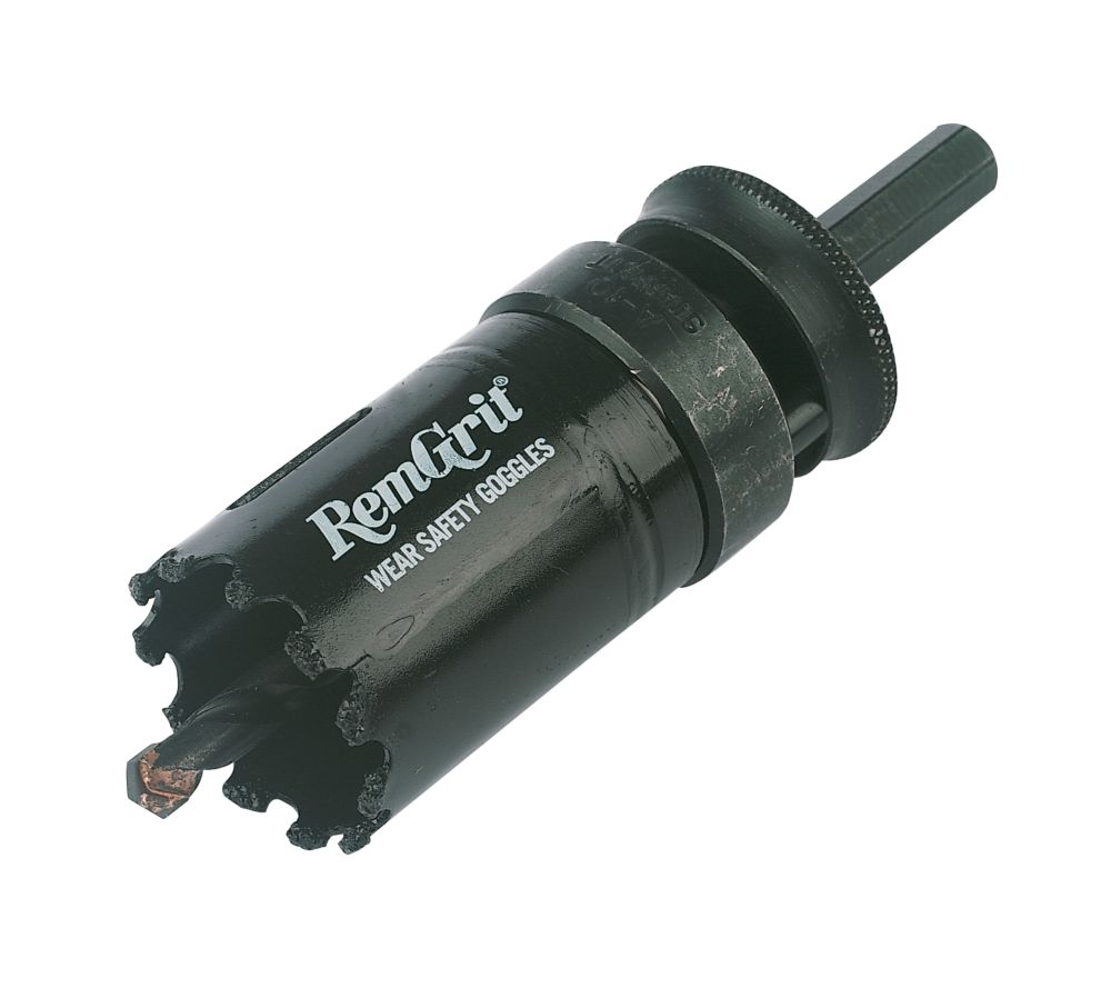 Disston Grit Edged Holesaw 44mm