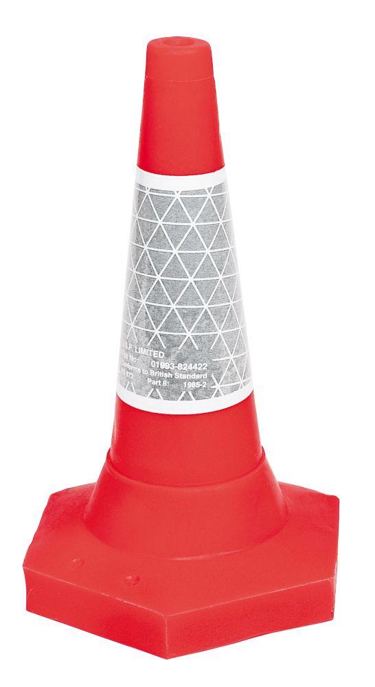"""Traffic Cones 18"""" Pack of 5"""