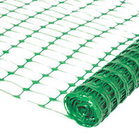 Barrier Fencing Green