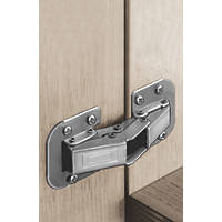 Hafele Easy Mount Hinges 90° 95mm 2 Pack