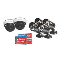 Swann 6 Camera Dummy Kit