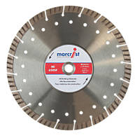Marcrist Mi650SF Segmented Diamond Blade 300 x 20mm